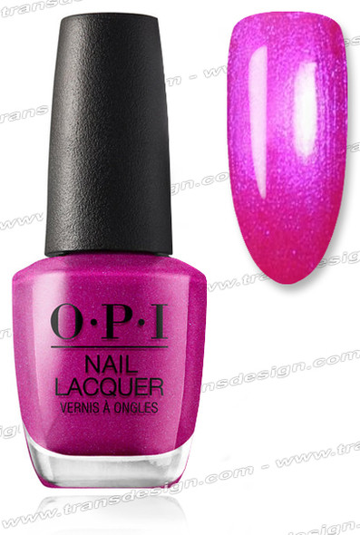 OPI Nail Lacquer - All Your Dreams in Vending Machines