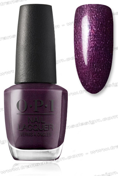 OPI Nail Lacquer - Boy Be Thistle-ing at Me