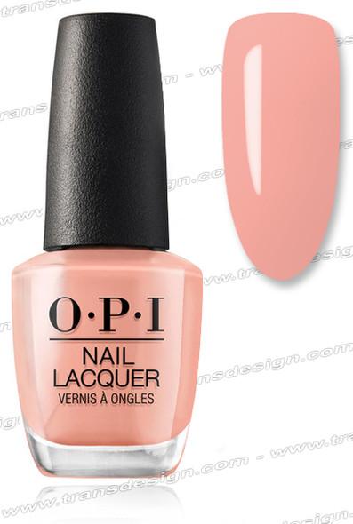 OPI Nail Lacquer - A Great Opera-tunity