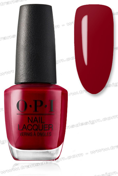 OPI Nail Lacquer - Amore At The Grand Canal