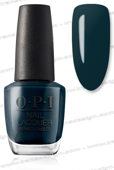 OPI Nail Lacquer - CIA = Color Is Awesome