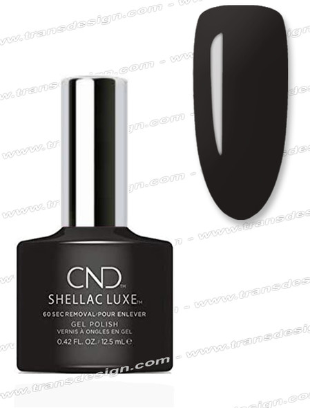 CND Shellac Luxe - Black Pool 0.42oz. *