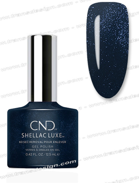 CND Shellac Luxe  - Midnight Swim 0.42oz. *
