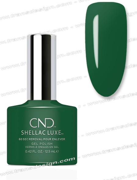 CND Shellac Luxe  - Palm Deco 0.42oz. *