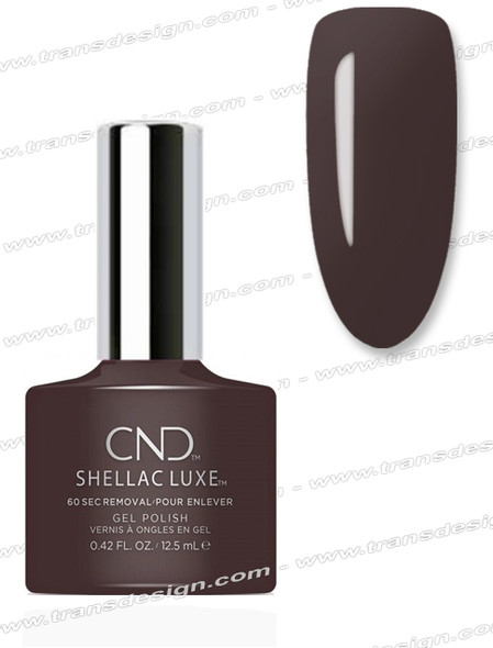 CND Shellac Luxe  - Phantom 0.42oz. *