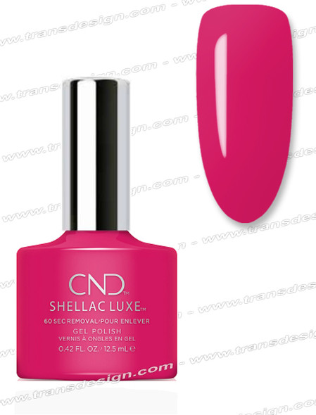CND Shellac Luxe  - Pink Leggings 0.42oz. *