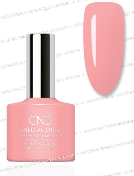 CND Shellac Luxe  - Pink Pursuit 0.42oz. *