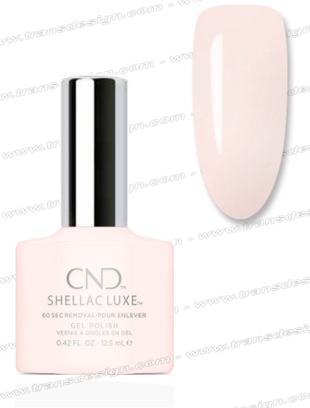 CND Shellac Luxe  - Satin Slippers 0.42oz. *