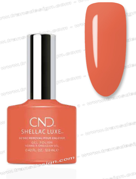 CND Shellac Luxe  - Soulmate 0.42oz.