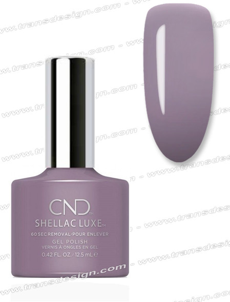 CND Shellac Luxe  - Alpine Plum 0.42oz. *