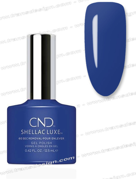 CND Shellac Luxe  - Blue Eyeshadow 0.42oz. *