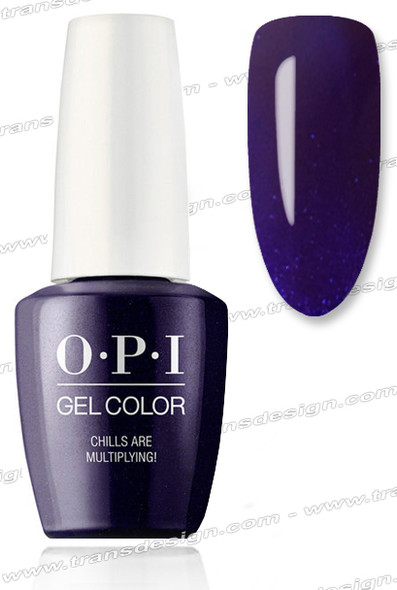OPI GelColor - Chills Are Multiplying! * 0.5oz.