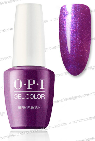 OPI GelColor - Berry Fairy Fun * 0.5oz.