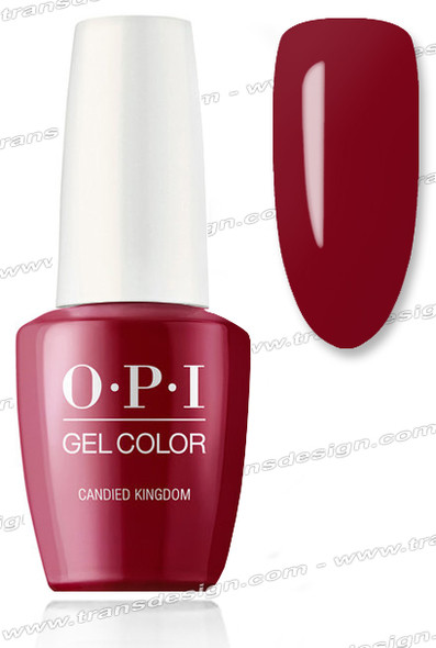 OPI GelColor - Candied Kingdom * 0.5oz.