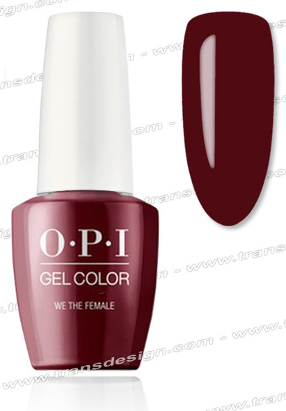 OPI GelColor - Aurora Berry-alis  0.5oz.