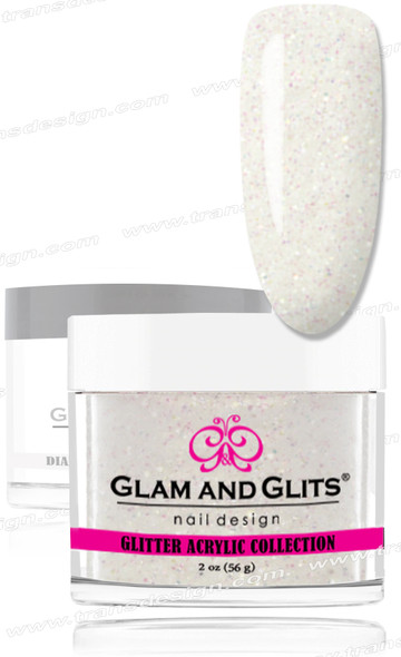 GLAM AND GLITS Glitter Collection - Crystallina 2oz.