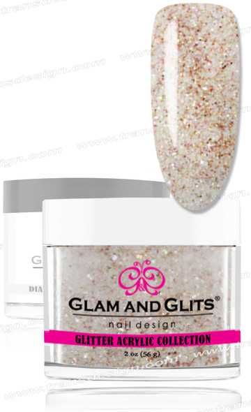 GLAM AND GLITS Glitter Collection - Golden Jewel 2oz.