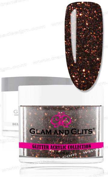 GLAM AND GLITS Glitter Collection - Bronze 2oz.