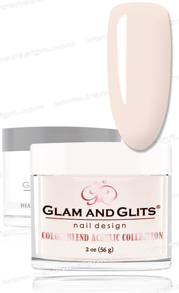 GLAM AND GLITS Color Blend - In The Nude 2oz.
