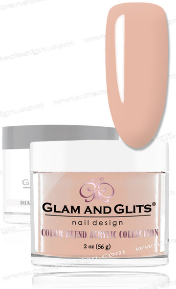 GLAM AND GLITS Color Blend - Birthday Suit 2oz.