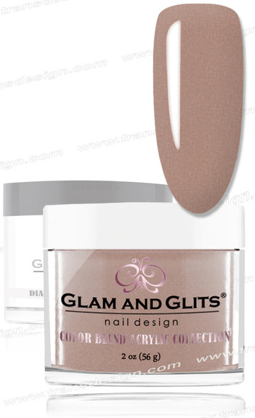 GLAM AND GLITS Color Blend - Brown Sugar 2oz.