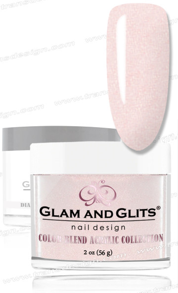 GLAM AND GLITS Color Blend - Prima Ballerina 2oz.