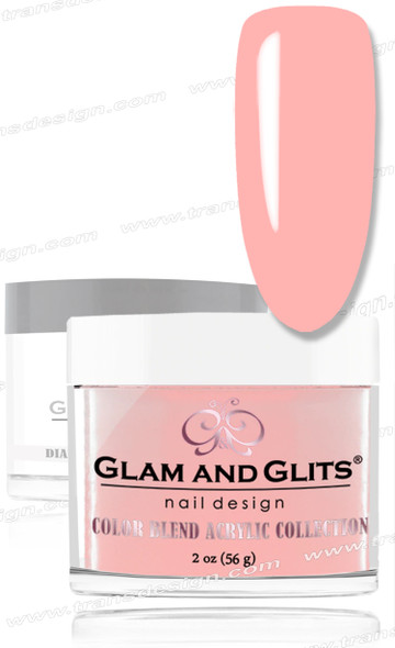 GLAM AND GLITS Color Blend - Cute As A Button  2oz.