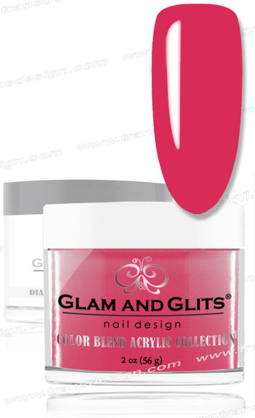 GLAM AND GLITS Color Blend -  Happy Hour 2oz.