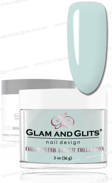 GLAM AND GLITS Color Blend - Blueprint 2oz.