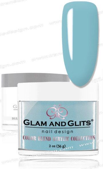 GLAM AND GLITS Color Blend - Bubbly 2oz.