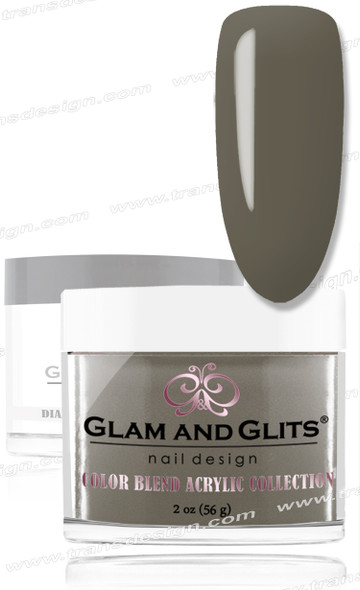 GLAM AND GLITS Color Blend - Grape-ful 2oz.