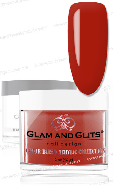 GLAM AND GLITS Color Blend - Caught Red Handed 2oz.