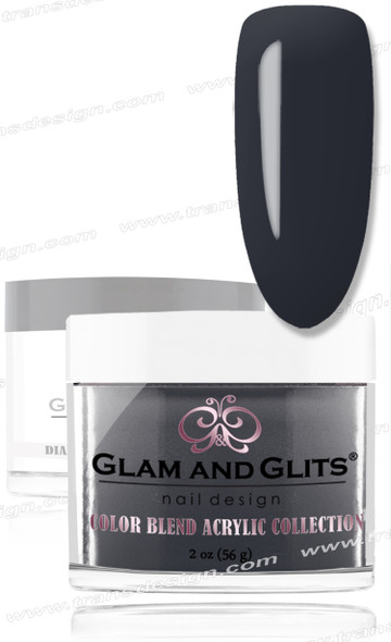 GLAM AND GLITS Color Blend - Midnight Glaze 2oz.