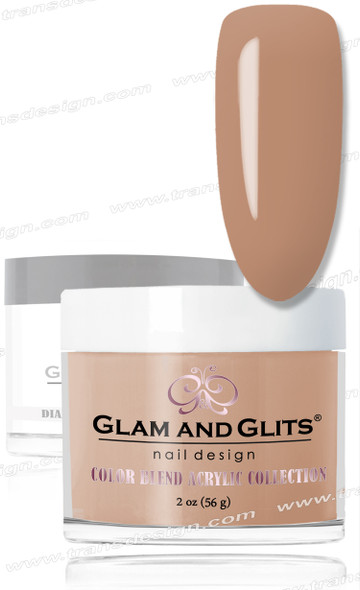GLAM AND GLITS Color Blend - Bare White