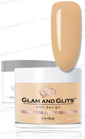 GLAM AND GLITS Color Blend - Light Ivory 2oz.