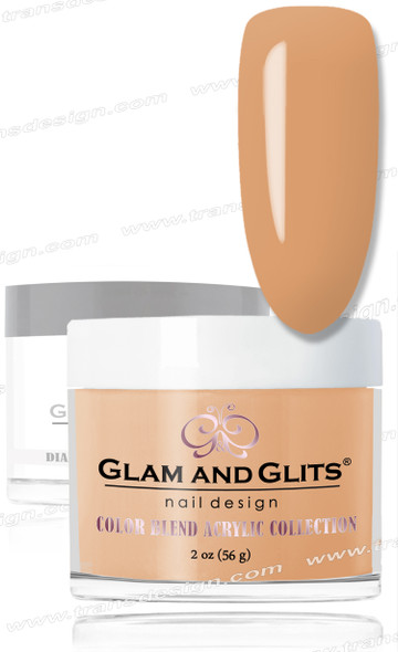 GLAM AND GLITS Color Blend - Medium Ivory 2oz.