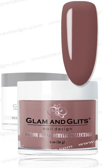GLAM AND GLITS Color Blend - Privacy Please! 2oz.