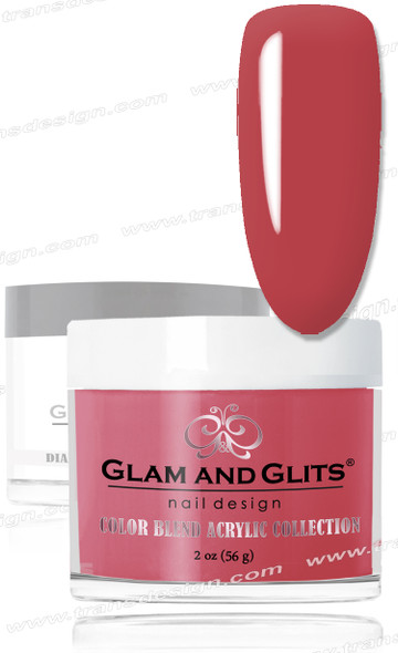 GLAM AND GLITS Color Blend - Flamingle 2oz.