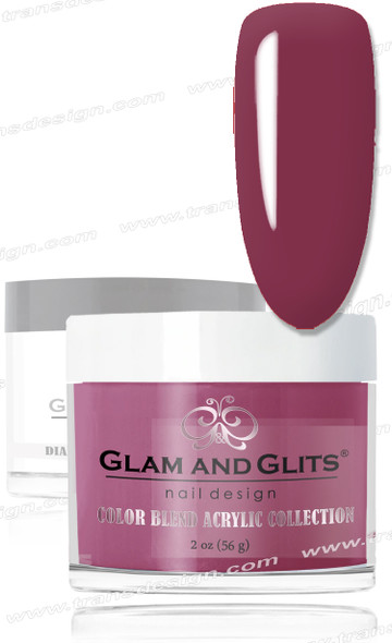GLAM AND GLITS Color Blend - Piece of Cake 2oz.