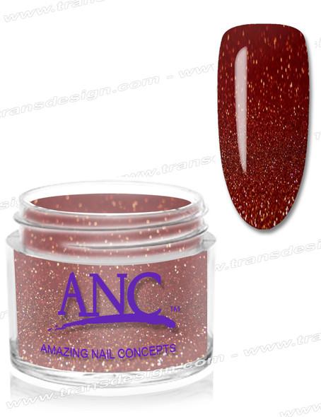 ANC Dip Powder - #38 Garnet Glitter 1oz.