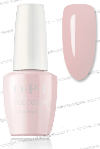 OPI GelColor - Baby, Take a Vow 0.5oz.