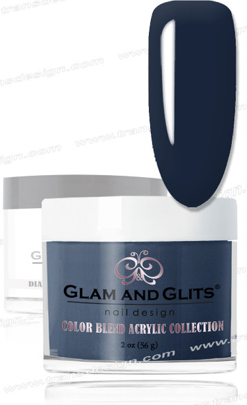 GLAM AND GLITS Color Blend - Crystal Ball 2oz.