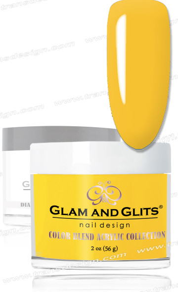 GLAM AND GLITS Color Blend - Bee My Honey 2oz.