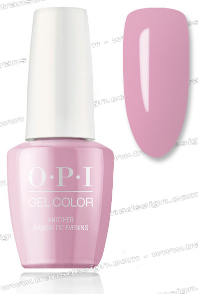 OPI GelColor - Another Ramen-tic Evening  0.5oz.