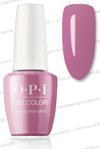 OPI GelColor - Arigato from Tokyo 0.5oz.