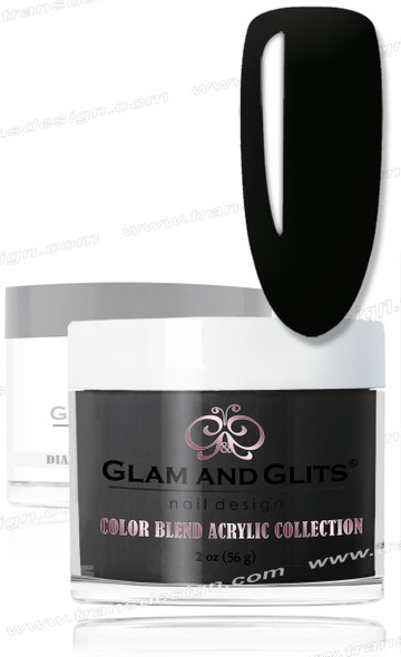 GLAM AND GLITS Color Blend - Black Market 2oz.