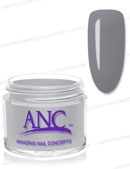ANC Dip Powder - #113 Light Charcoal Gray  2oz.