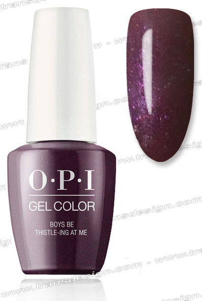 OPI GelColor - Boy Be Thistle-ing at Me 0.5oz.