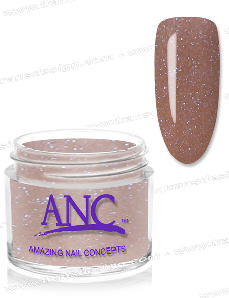 ANC Dip Powder - #126 Sparkling Brown 2oz.