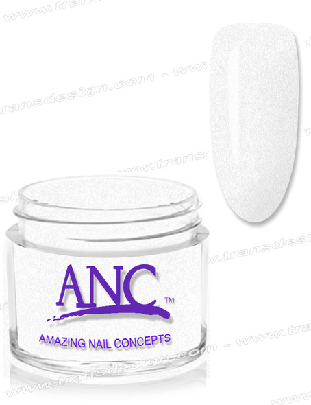 ANC Dip Powder - #123 Sparkling White 2oz.